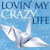 Lovin' My Crazy Life | Versatile Blogger Award