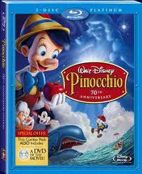 Walt Disney's Pinocchio, 70th Anniversary Edition for giveaway