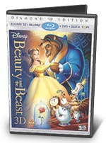Disney's Beauty and the Beast Movie Giveaway