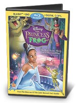 Disney's The Princess and the Frog Giveaway