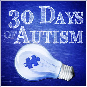 The Many Faces of Autism – Autism Awareness Month at the Cafe