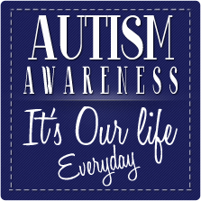 Autism Awareness Badge as part of the Special Needs Parenting Discussion