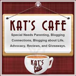 Special Needs Parenting at Kat's Cafe
