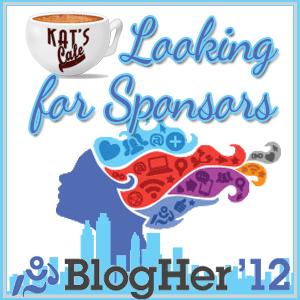 BlogHer 2012 Sponsorship