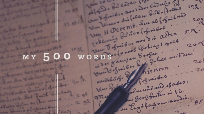 One Word or 500 Words